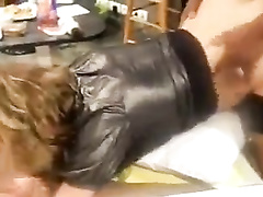 French cuckold wife interracial gangbang compilation