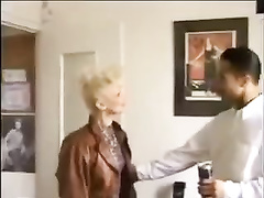 French Bourgeoise wife cuckold with arab cock