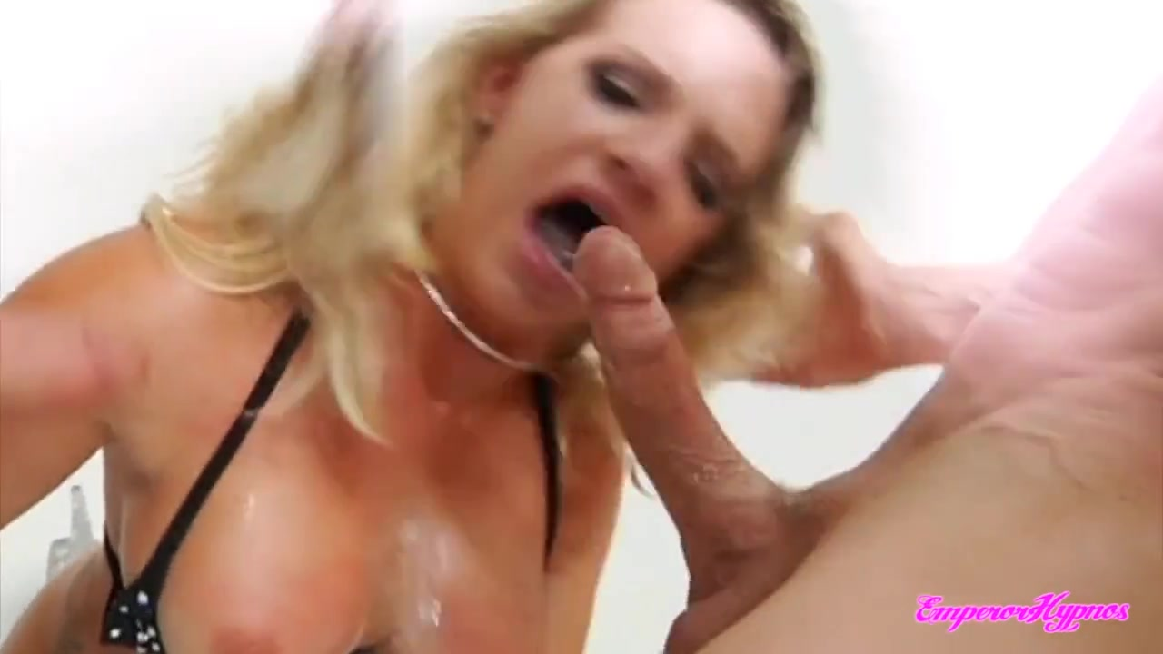 White slut's destiny under bbc power