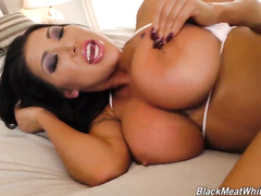 Asian sexy wife gets doggystyle with BBC thug